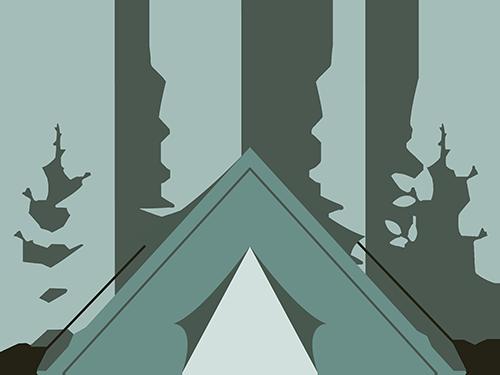 Camp Wild - telt