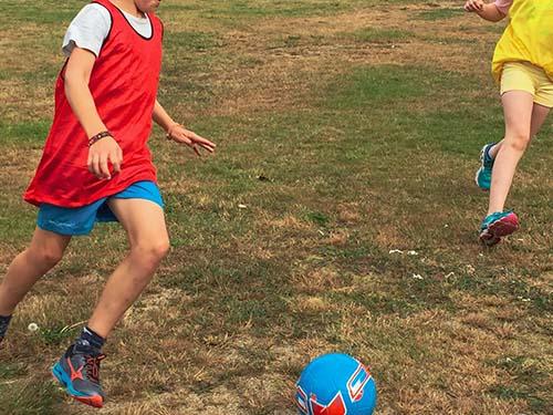 Sommerleir fotball