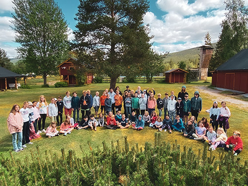 Camp Bjøntegaard